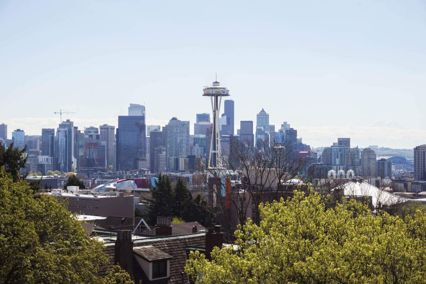The First-Timer's Guide to Seattle