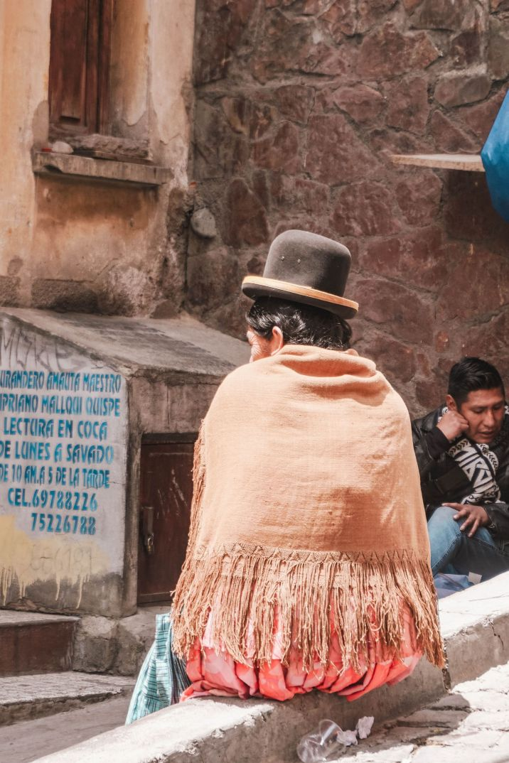 Cholitas - Reasons Why We Loved La Paz and Best Things to Do