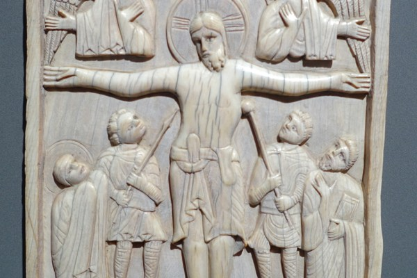 Crucifixion of Christ Bode Museum