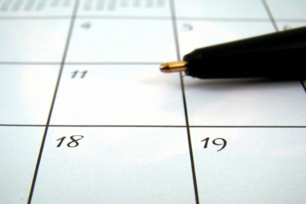 Create an online posting calendar for your church