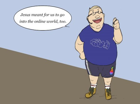 Great Online Commission by Jesus