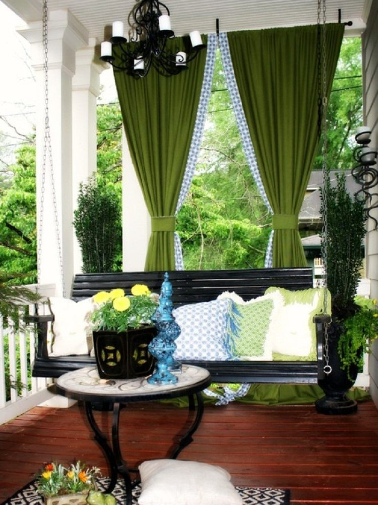 50 outdoor curtain ideas and designs