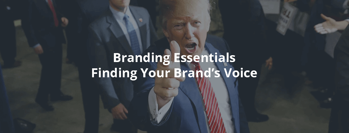 Branding Essentials: Finding Your Brands' Voice
