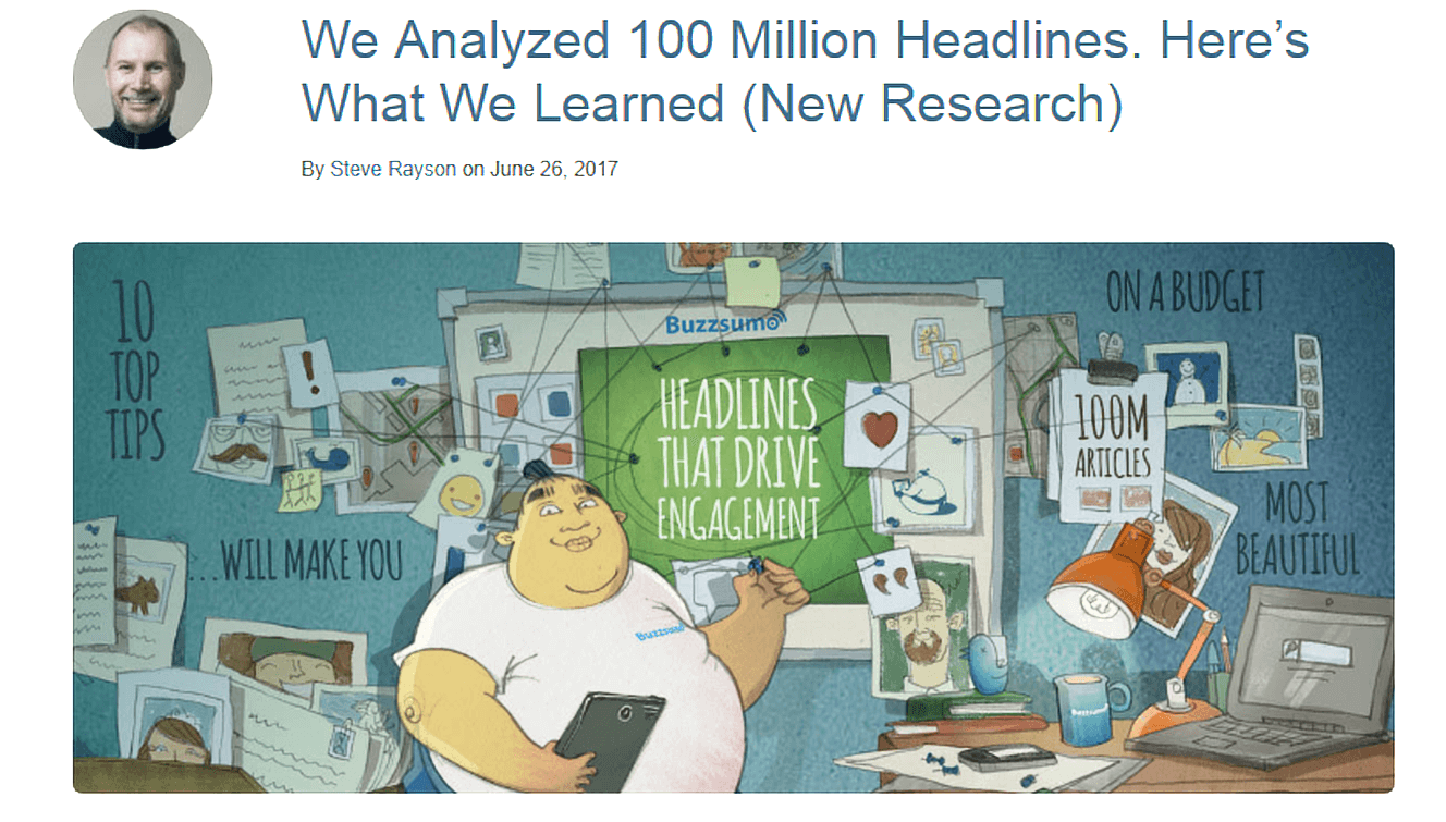 We Analyzed 100 Million Headlines. Here's What We Learned.