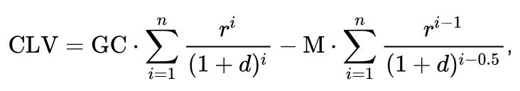 Calculating Customer Lifetime Value