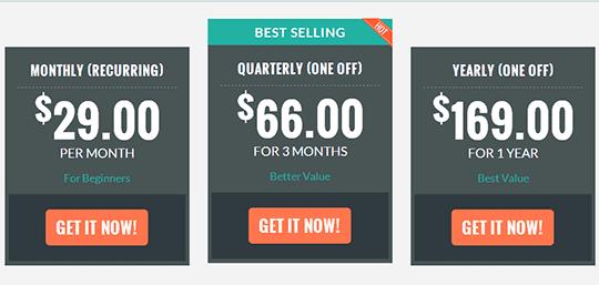 piktochart pricing