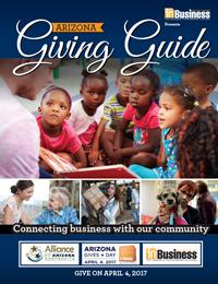 2016 Arizona Giving Guide