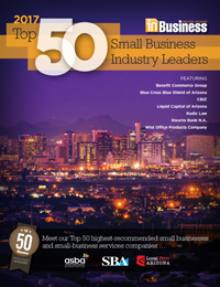 Top 50 Small Business Leaders