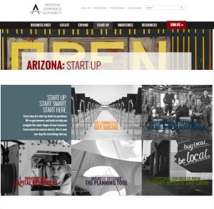 AZCommerce_StartUp_page
