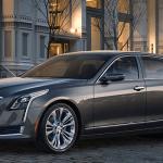 2016 CT6 Cadillac Sedan