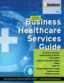 2016 Business Healthcare Services Guide