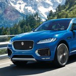 The New Jaguar F-Pace Prestige