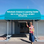 ABA's Leadership Development Forum Completes Community Project at Rehoboth Children's Learning Center