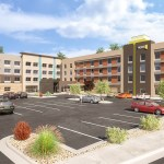 The Block at Pima Center Leases Include Hotel Duo