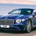 2018 Bentley Continental Range