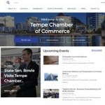 Tempe Chamber Unveils New Website, Member Resources
