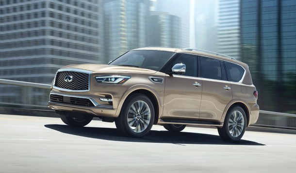 2019 Infiniti Qx80 Limited Greater Phoenix In Business
