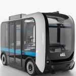Local Motors' Autonomous Shuttle
