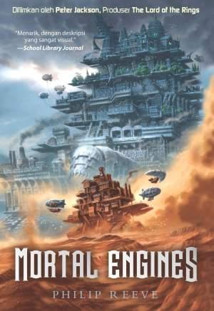 Buku MORTAL ENGINES  Philip Reeve   Mizanstore