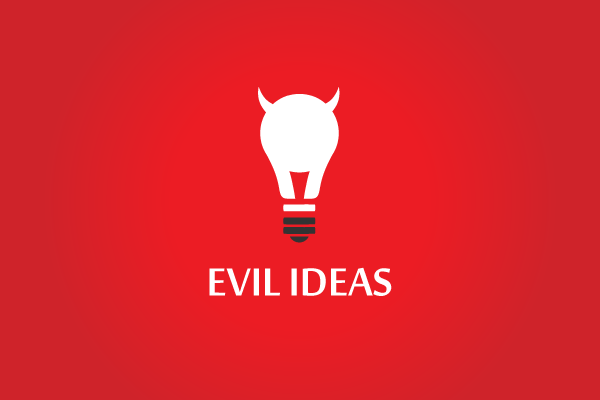 Why Ideas are a Bad Place to Start a Startup – or – Why Ideas are Evil