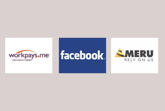 Daily News RoundUp: Facebook, Meru Cabs, Workpays.me