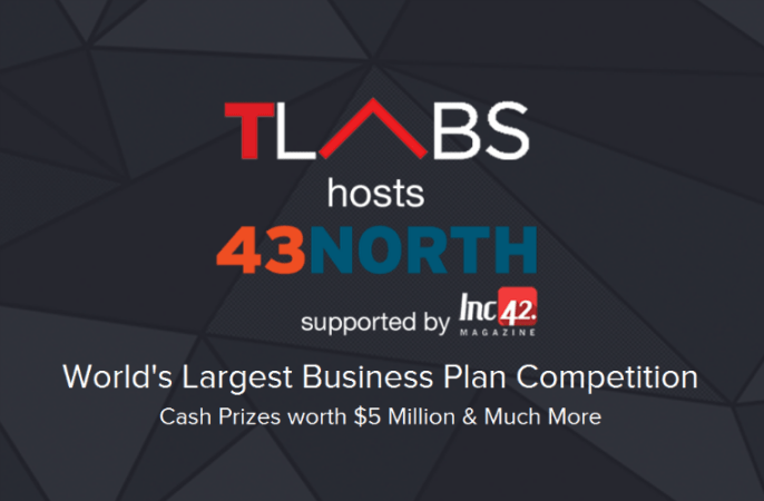 TLabs Hosts 43North, The Organizers Of World's Largest Business Plan Competition with $5Mn Cash Prizes