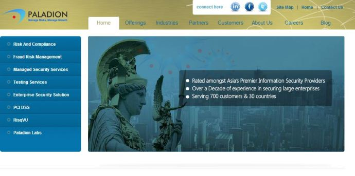 Paladion Raises $10 Mn From Nadathur Holdings
