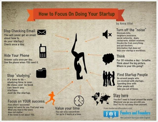 how-to-focus-on-doing-startup