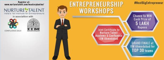 Nurture Talent Academy Creating Entrepreneurs With Confluence IIM Ahmedabad