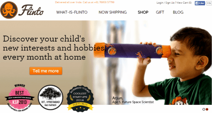 Subscription Ecommerce Startup Flinto Raises INR 1.8 Cr. From GSF & Others