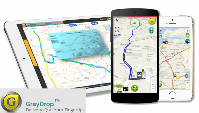 Graydrop Has The Potential To Disrupt The GPS Tracking Industry Worldwide