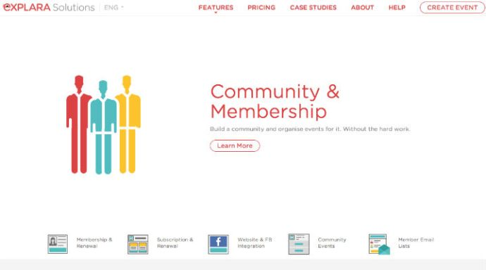 With new 'Community Solution' On Its Platform, Explara To Compete With Likes Of 123signup & Meetup