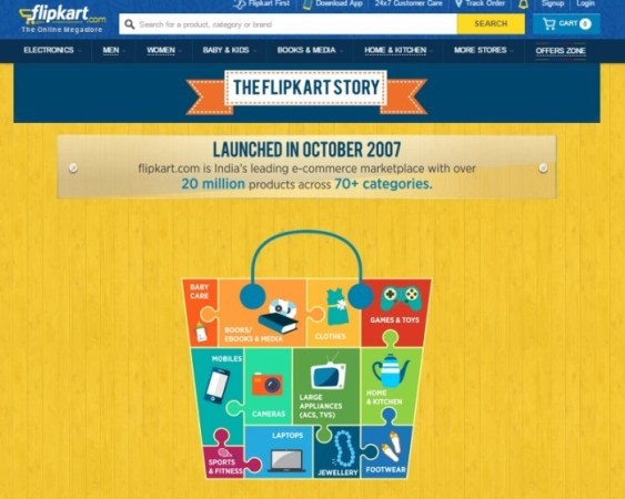 Flipkart Revamps IT Infrastructure, Invests $10 Mn To Buy Servers From Dell