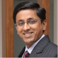 Sandeep Ladda, India Technology leader, PwC