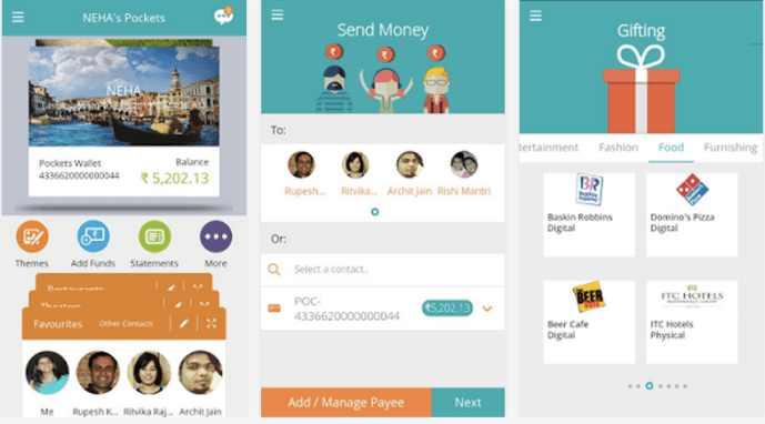ICICI Bank Launches 'Pocket', A Mobile Wallet App For Android