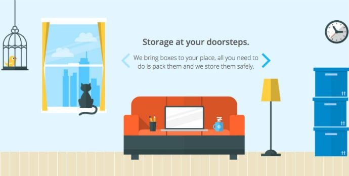 India's BoxMySpace Wants To Be The DropBox For Physical Storage