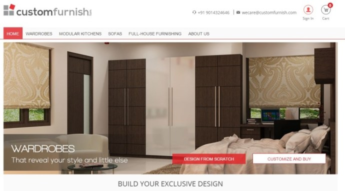 CustomFurnish.com Launches Its Services In Hyderabad, Raises INR 16 Cr From Madhukar Gangadi & Others