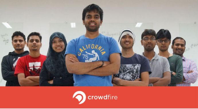 After Bootstrapping For 5 Years, With 10 Mn Users In Its Kitty, Crowdfire Just Raised $2.5 Mn From Kalaari Capital
