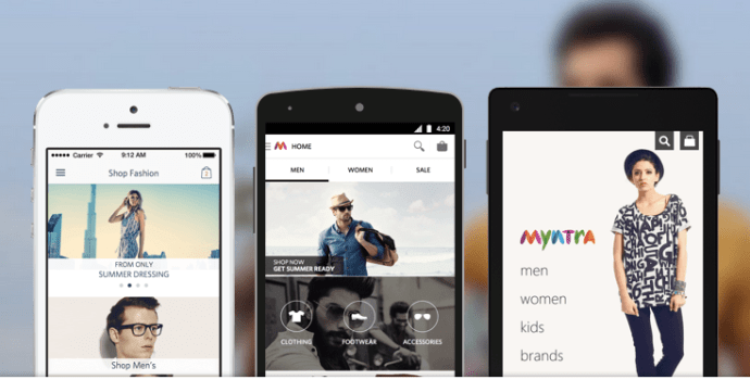Myntra To Shut Web Platform On May 1, Will Mobile Only Approach Work For Ecommerce Players?