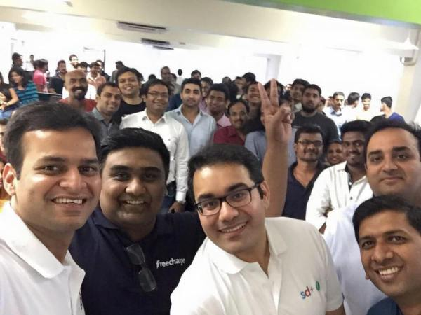 Snapdeal Issues Shares Worth INR 1,563 Cr To Freecharge Investors