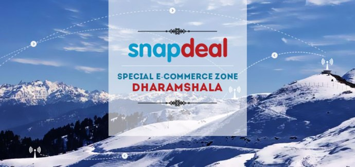Snapdeal Launches An Ecommerce Zone At Dharmshala To Empower SMEs