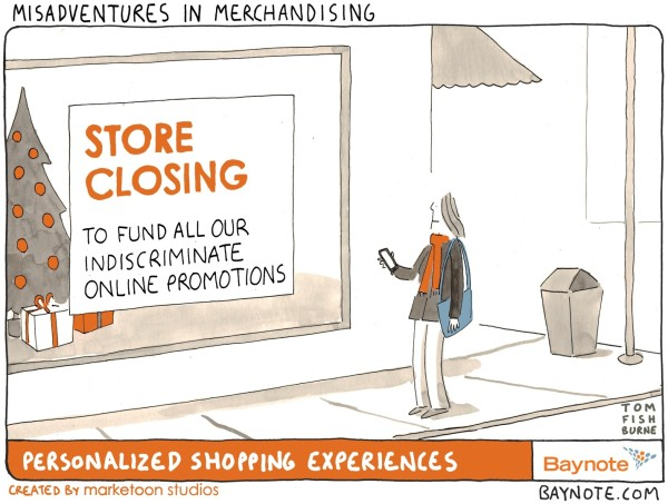 misadvantages of merchandising