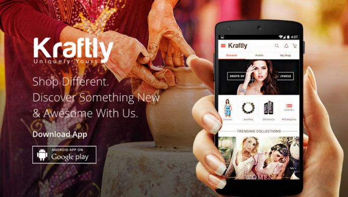 KartRocket Launches C2C Mobile Marketplace: Kraftly