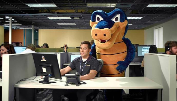 HostGator's Mascot And Lessons From The 13 Year Journey To The Top