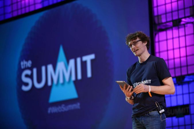 Paddy Cosgrave, The Man Behind The World's Largest Tech Conferences & Engineering Serendipity