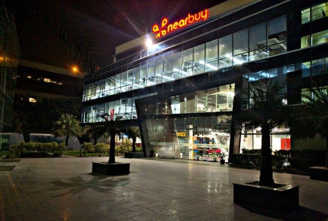 Why Nearbuy's New Office Is One Unbeatable Deal