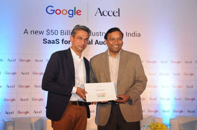 A $50 Bn Market Awaits Indian SaaS Startups, Says Google- Accel Report