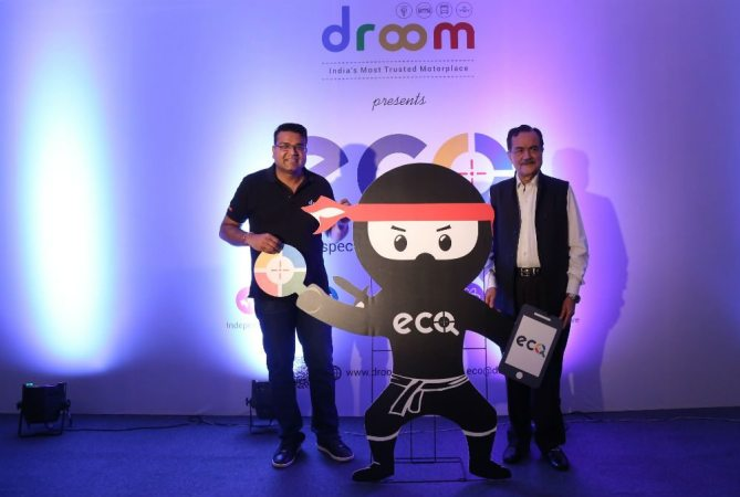 Droom Partners With Carnation To Launch 'Eco' An Auto Inspection App For Second-Hand Vehicles