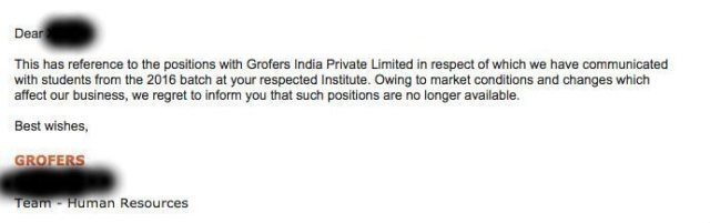 grofers mail
