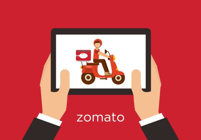 zomato-foodtech-food delivery